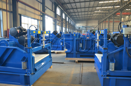 KOSUN Tailing Slurry Treatment Equipment Ready for Shipment