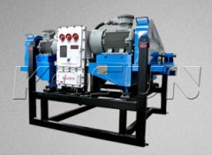 KOSUN Receiving an Order of Tail Slurry Treatment Equipment from a Customer